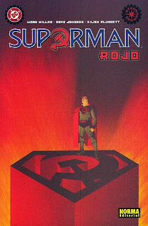 Supermann: Rojo