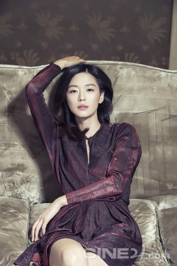Jeon Ji Hyun Magazine