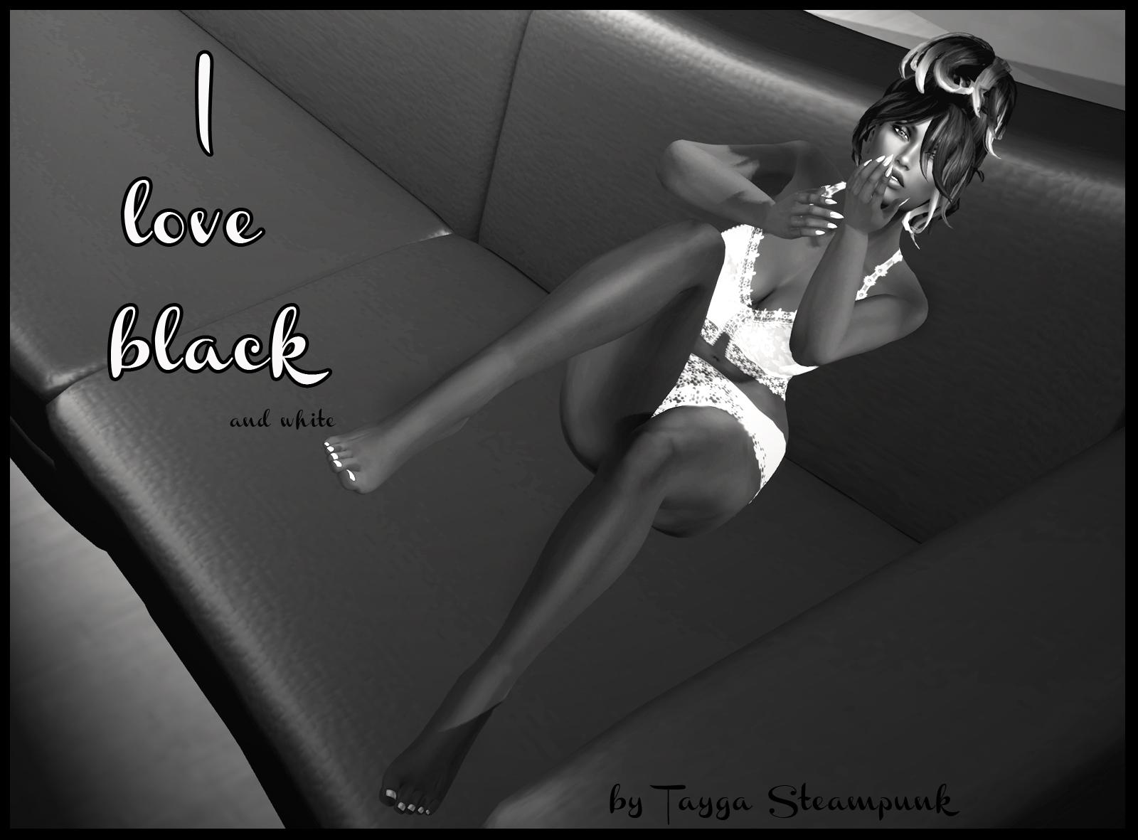 TS#33 Post Black White