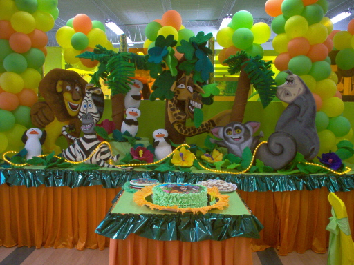 Fiestas De Animales | Fiestas infantiles y cumpleaños de niños