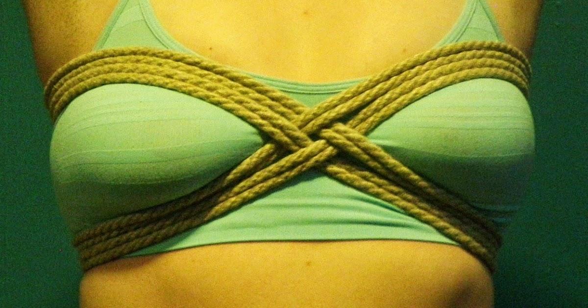 Innovative Fiber Arts / Vermont Rope Bondage: The Pearls
