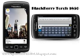 Harga BB Tourch 9850