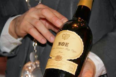 Vino dulce NOE de González Byass. Blog Esteban Capdevila