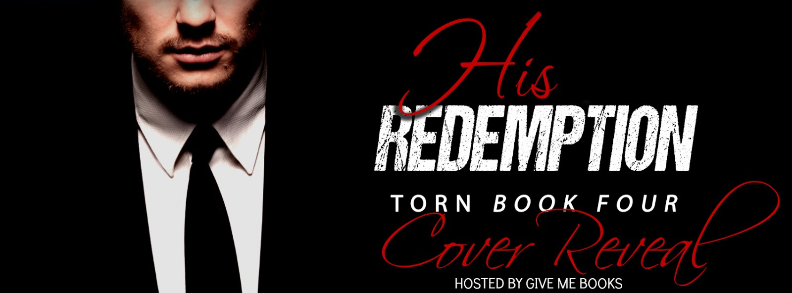 His Redemption Cover Reveal