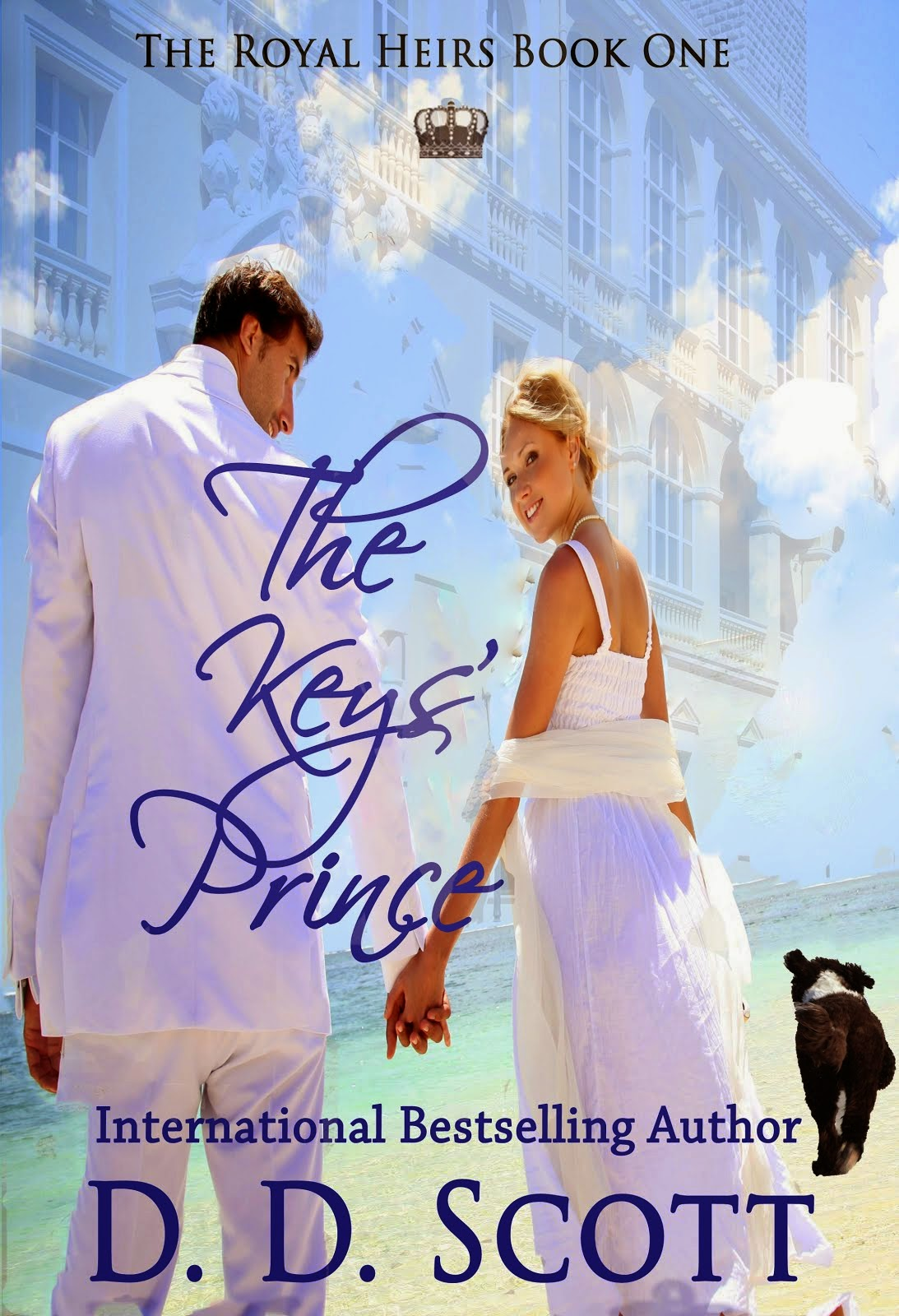 The Keys' Prince (The Royal Heirs, Book 1)