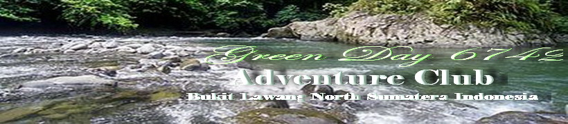Green Day  Adventure Club Bukit Lawang North Sumatera Indonesia