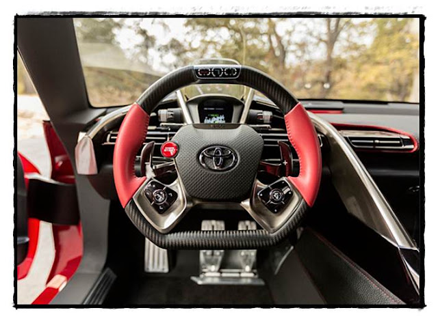 2016 Toyota Supra FT1 Specs Engine