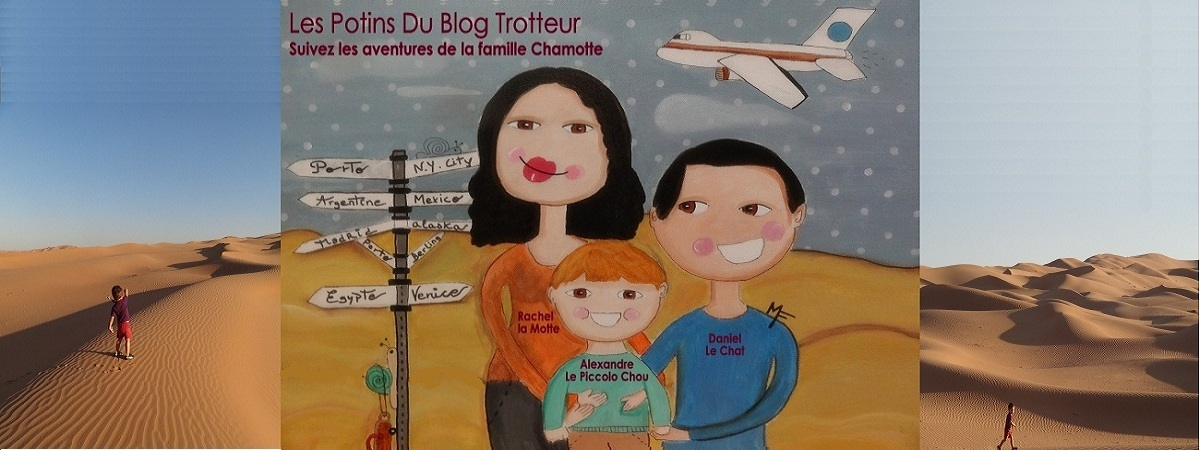 Les potins du blog trotteur