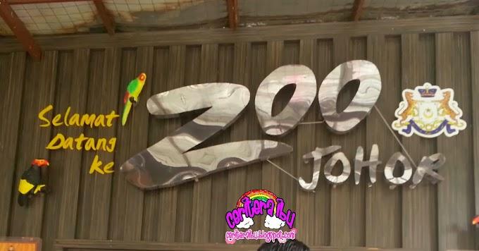Jom Ikut Kakak Pergi Zoo