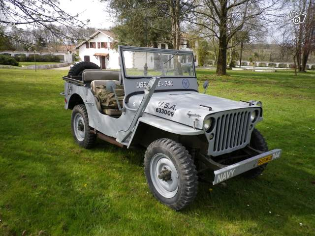 souvenez vous 44 jeep willys u s navy. Black Bedroom Furniture Sets. Home Design Ideas