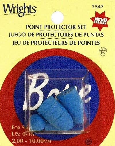 Boye Knitting Needle Point Protectors