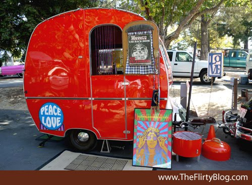 This Was Perhaps The Cutest Canned Ham There Its A 1962 Knaus German Built Caravan Trailer Aka Swallows Nest That Weighs 750 Lbs Empty
