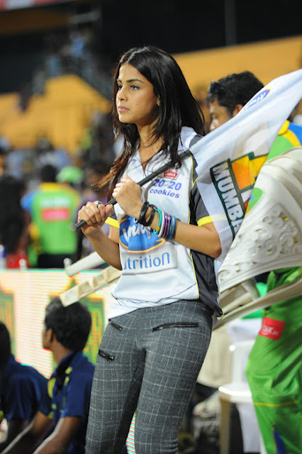 Genilia At Ccl Match 2