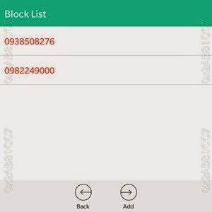 Fitur Call Blocked akan hadir di update BlackBerry 10.3
