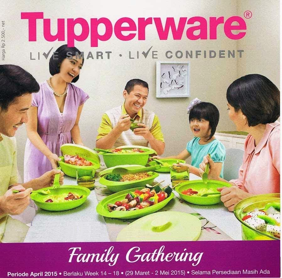 Tupperware Promo April 2015