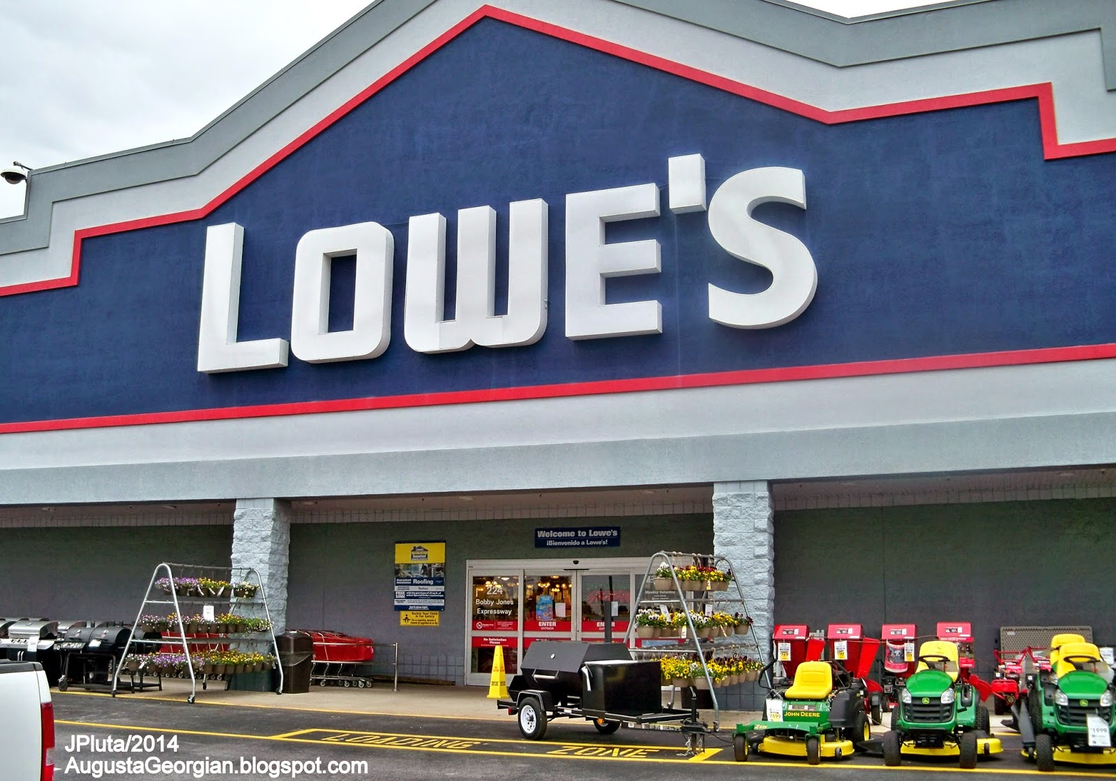 Lowes Store Garden Department Images