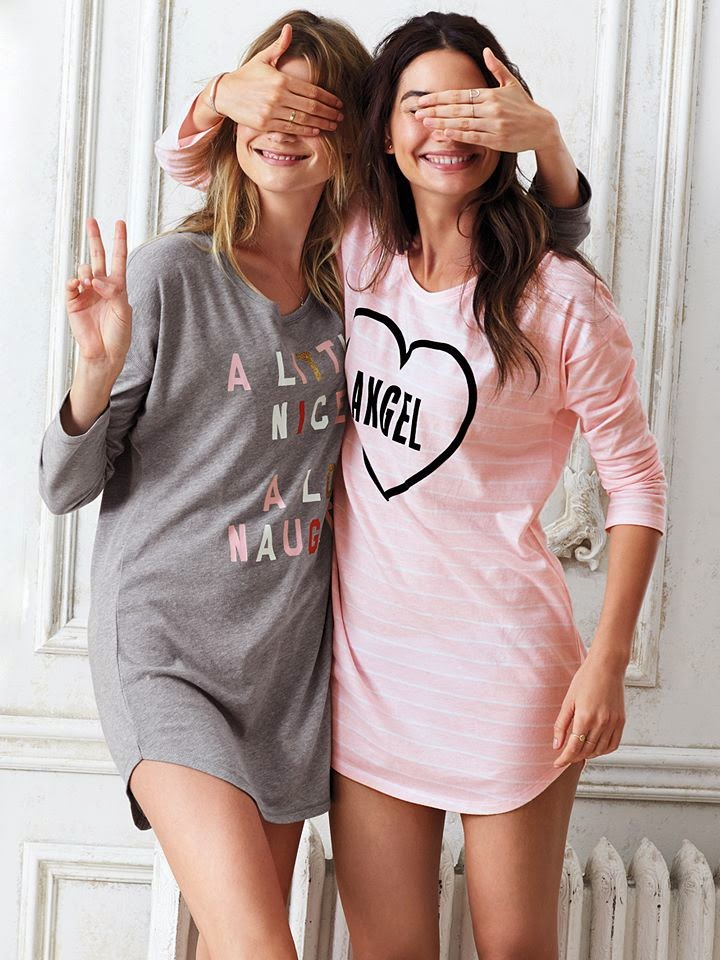 Victoria's Secret Angel Pyjama Party Lookbook 2014