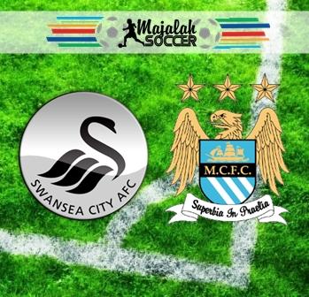 Prediksi Bola : Swansea City vs Manchester City