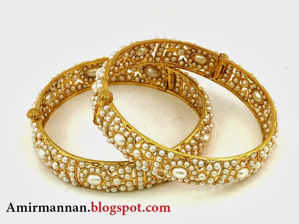 Bangles Jewellers: Pakistani Bridal Bengals collection 3