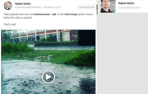 Video Gif Google+