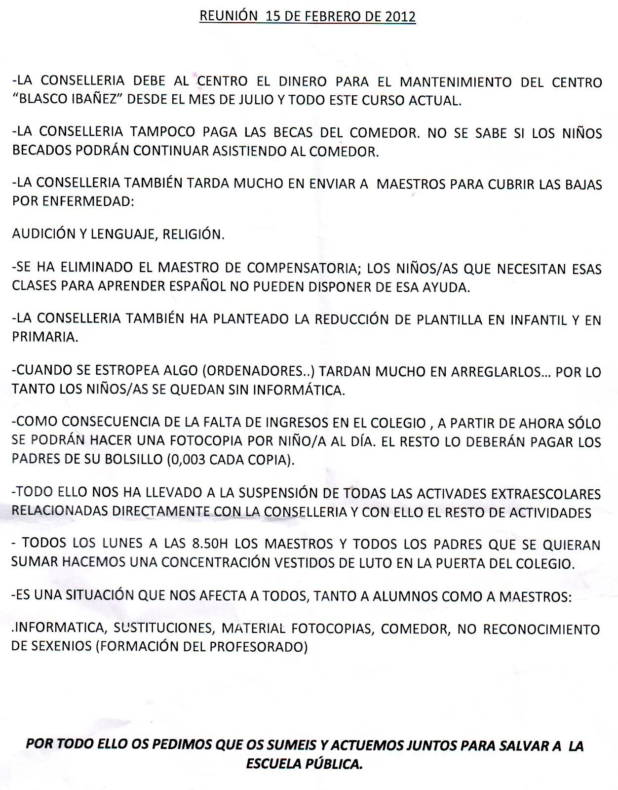 Marcos Pla: Reflexiones para votantes del PP, sobre los recortes ...