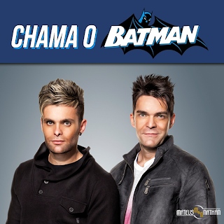 Mateus e Nathan Part. Latino – Chama o Batman - Mp3