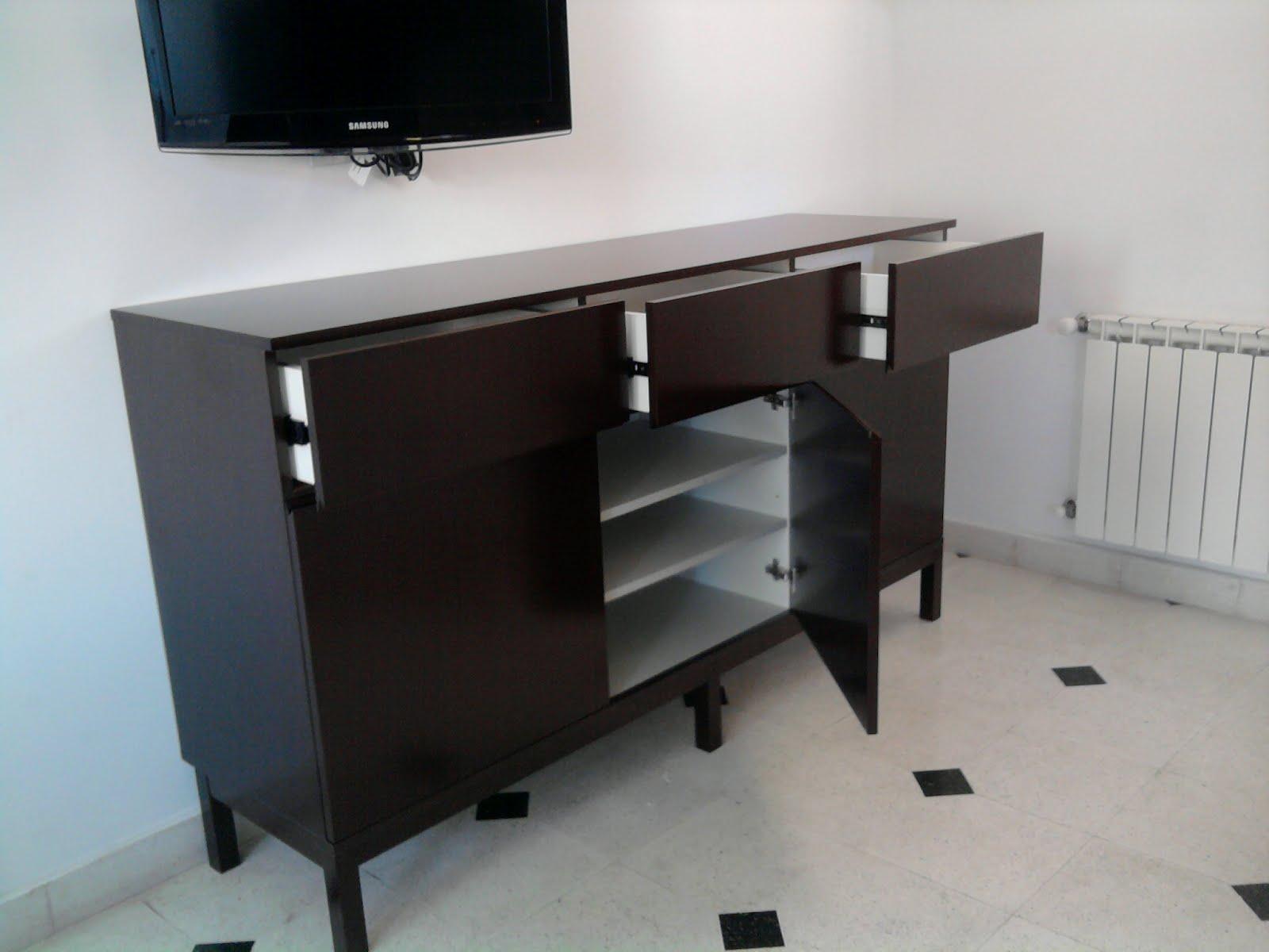 R a ch mobiliario para oficinas mueble en madera for By h mobiliario