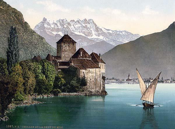 Top Switzerland Tourist Attractions