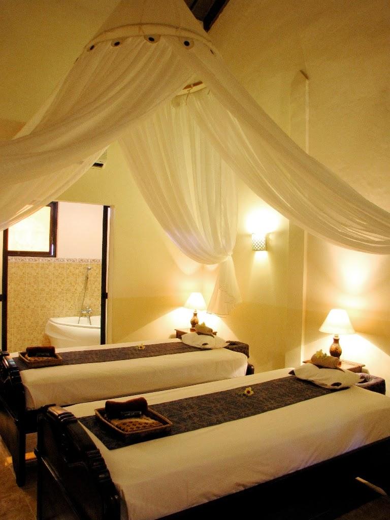 Bali Ratu Spa's room