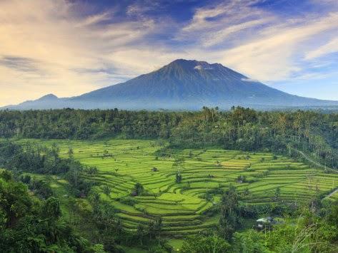 Volcanoes Bali Tours Bali Kintamani Volcano vw