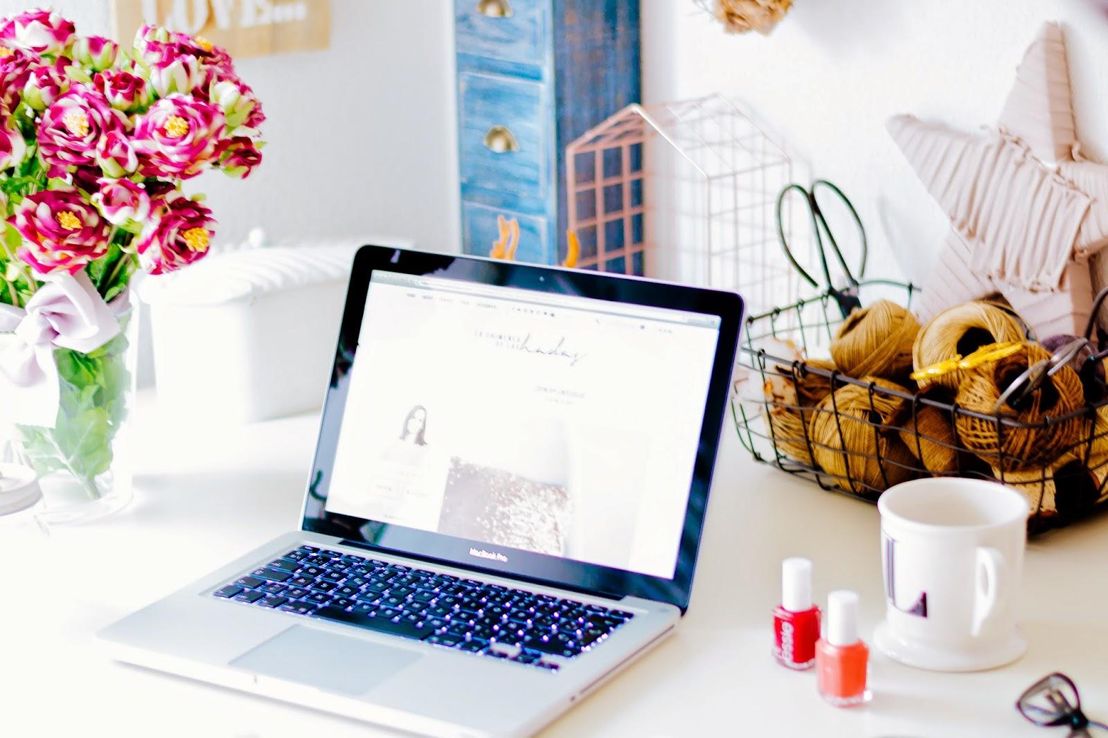Decorando tu mesa de trabajo