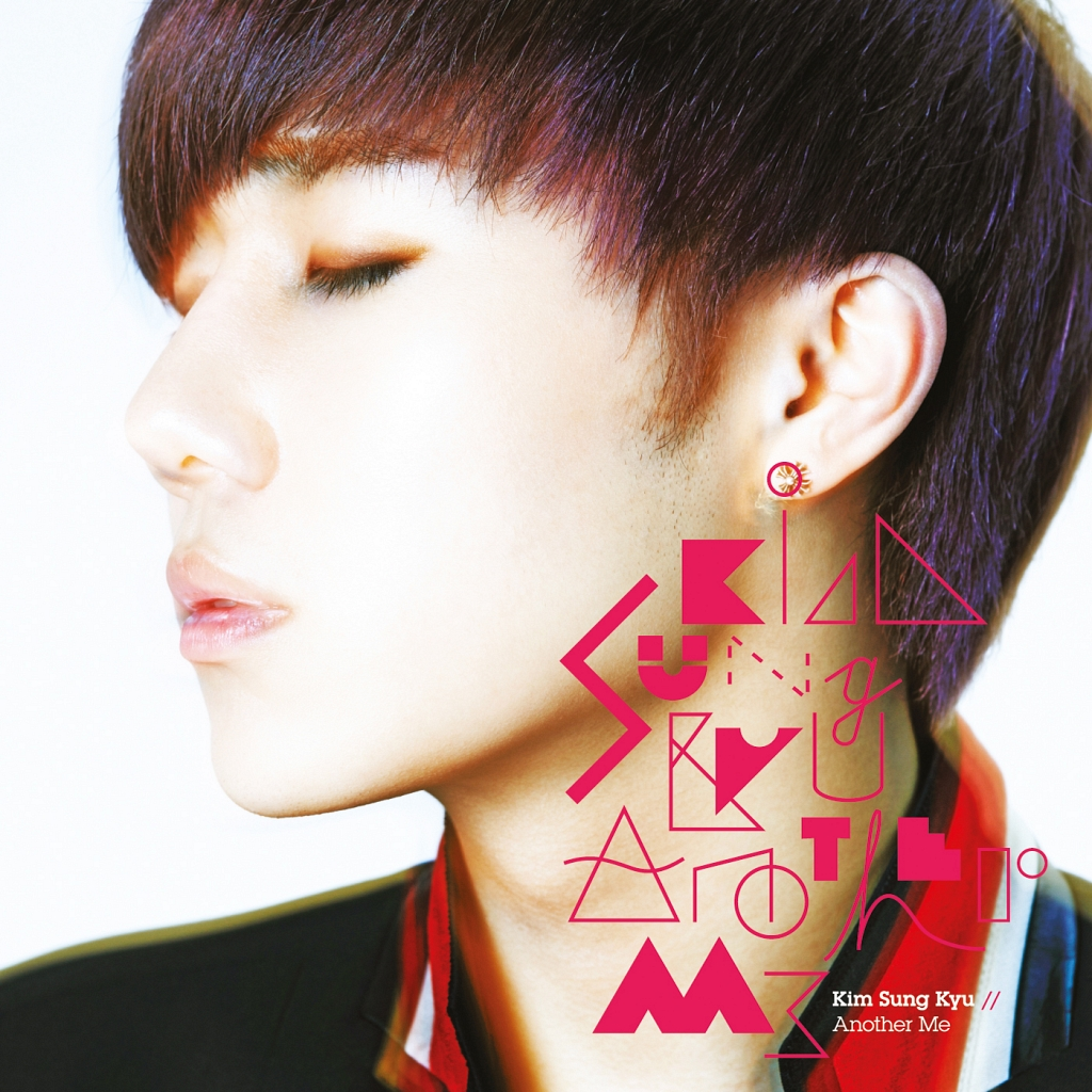 [Mini Album] Kim Sung Kyu (Infinite)   Another Me
