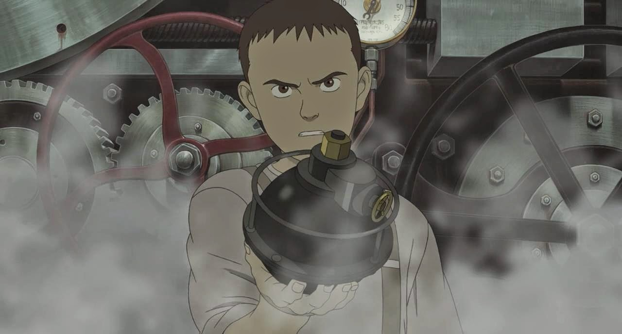 Steamboy BRrip HD Dual Lat-Jap sub esp