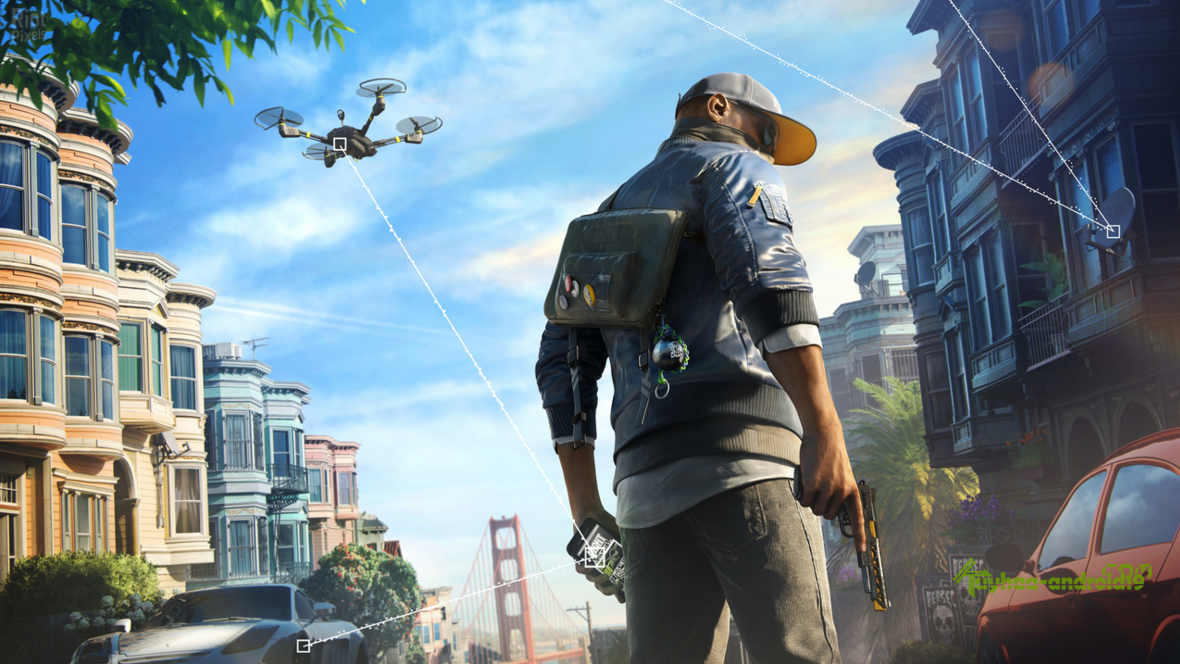 Watch Dogs 2: Digital Deluxe Edition kuyhaa