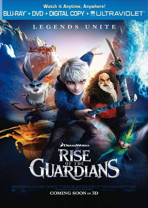 Rise of the Guardians (2012) BluRay 720p 700mb
