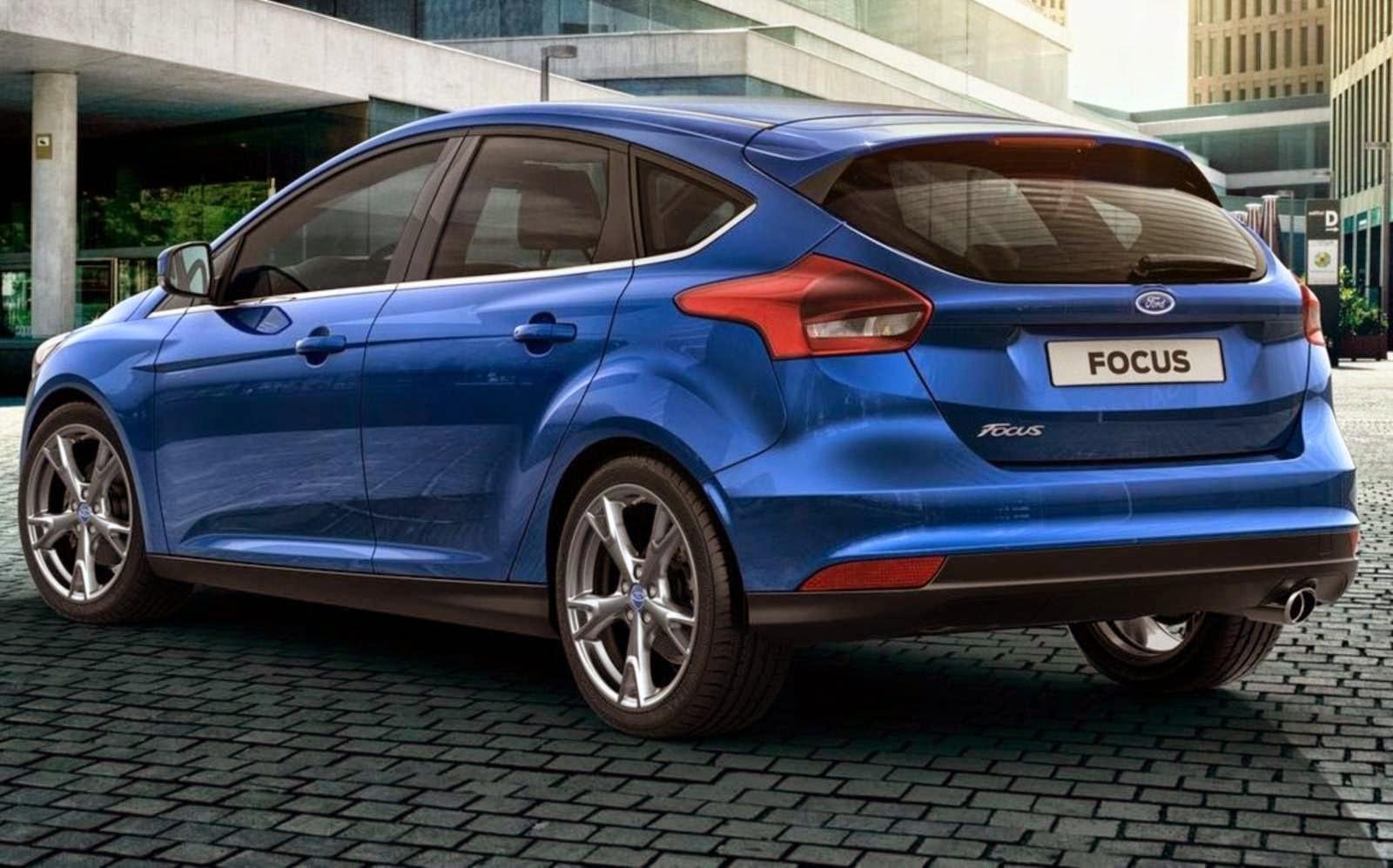 novo ford focus 2015 preço