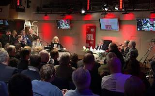 Le plateau des Grosses Têtes © RTL