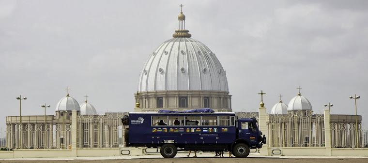 Aminah by Yammasoukro Basilica