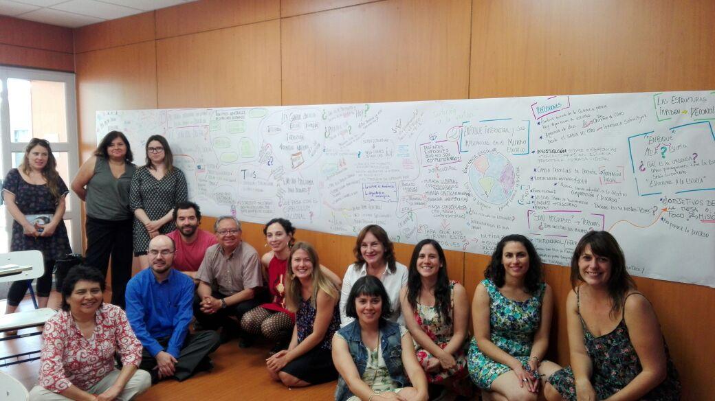 Mesa Intercultural por la Eduación