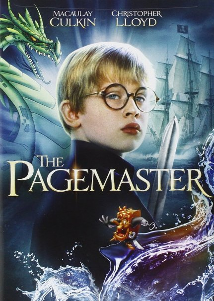 Pagemaster: O Mestre da Mágia Torrent – BluRay 1080p Dublado