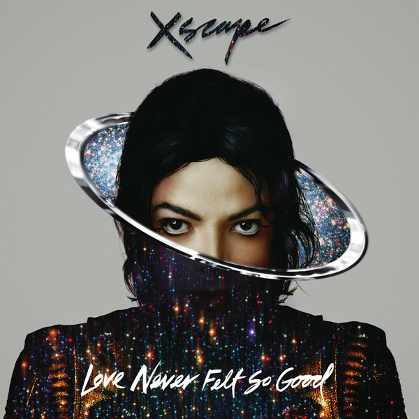 Michael Jackson - Love Never Felt So Good - Single Cover