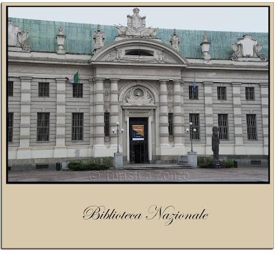 Biblioteca Nazionale - Torino