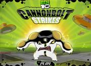 Ben 10 Omniverse Cannonbolt Strikes