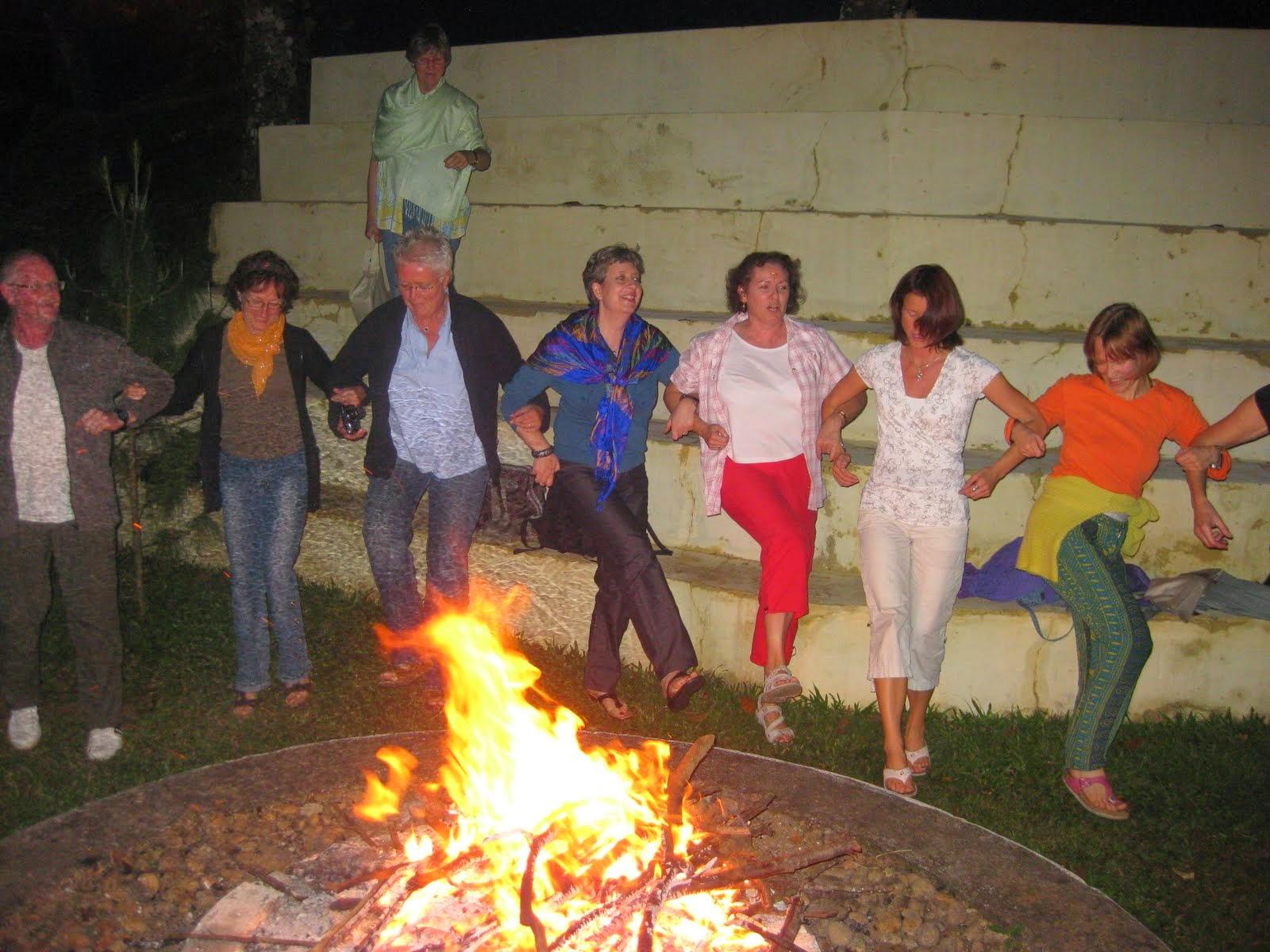 munnar camp fire , camp fire adventure tour coordinator munnar
