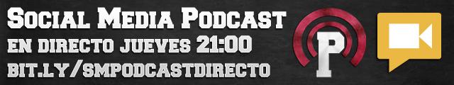 Emisiones en directo de Social Media Podcast Hangouts