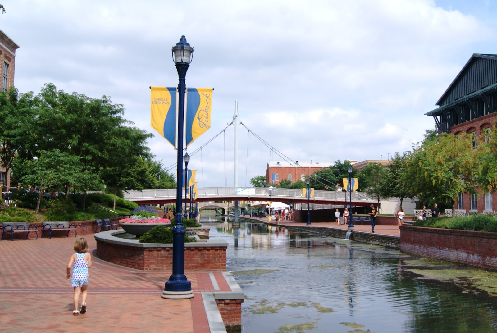 Travel diaries a tour through downtown frederick maryland for Craft store frederick md