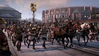 rome total war ii screenshot 4 Total War: Rome II   Logo & Screenshots