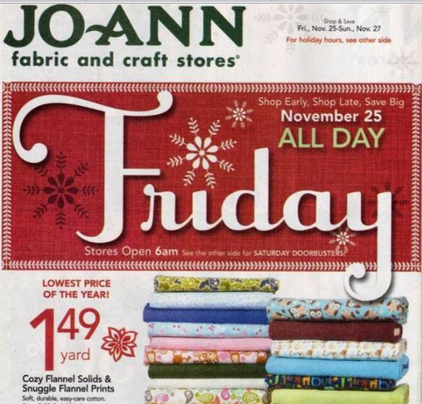 Jo-Ann Fabrics and the new Vogue Patterns PM As the rest of you pattern-a-holics know that April 10th through the 16th, Vogue Patterns were on sale at J0-Anns (my store is #) for $