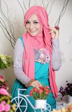 Turban Ninja Instan Pink