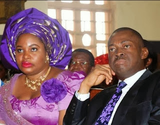 She's Under Protection, Not Under House Arrest, Enugu Gov Responds To Wife's House Arrest Claims